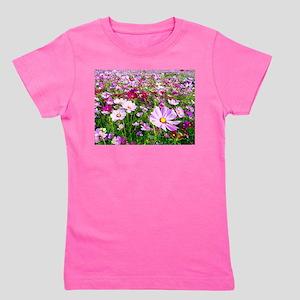 Field of Wild Flower Dreams Girl's Tee