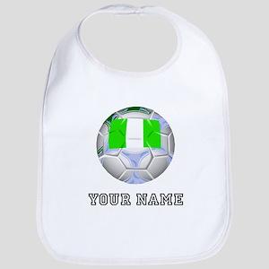 Nigeria Soccer Ball (Custom) Bib