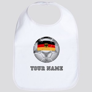 Germany Soccer Ball (Custom) Bib