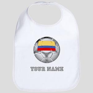 Colombia Soccer Ball (Custom) Bib