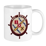USS BRUSH Mug