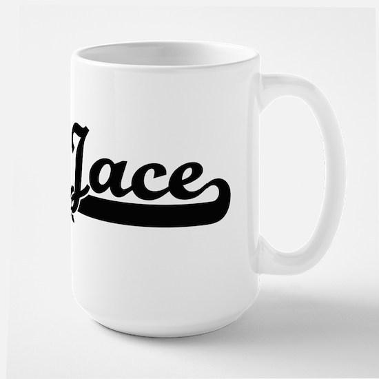 Jace Classic Retro Name Design Mugs