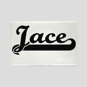 Jace Classic Retro Name Design Magnets