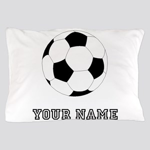 Soccer Ball (Custom) Pillow Case