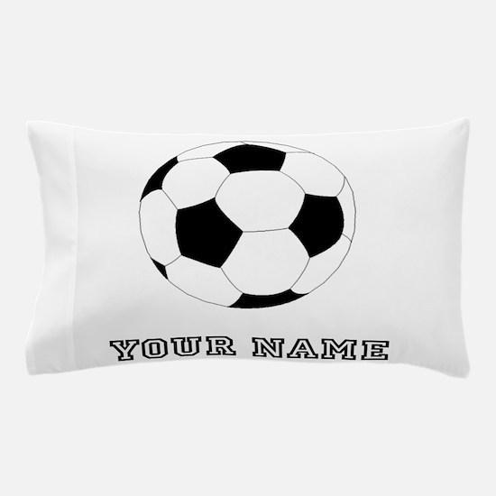 Soccer Ball (Custom) Pillow Case
