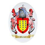 Mariot Ornament (Oval)