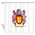 Mariolle Shower Curtain