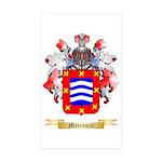 Marinuzzi Sticker (Rectangle 50 pk)