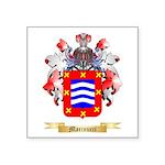 Marinucci Square Sticker 3