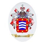 Marinucci Ornament (Oval)