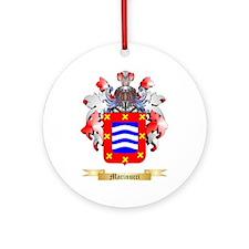 Marinucci Ornament (Round)