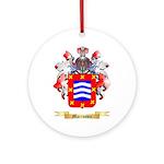 Marinovic Ornament (Round)