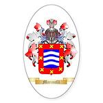 Marinolli Sticker (Oval 50 pk)