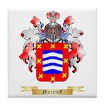 Marinoff Tile Coaster