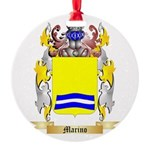 Marino Round Ornament