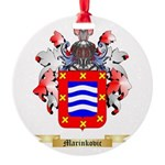 Marinkovic Round Ornament