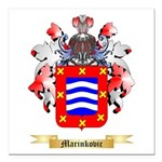 Marinkovic Square Car Magnet 3
