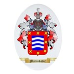 Marinkovic Ornament (Oval)