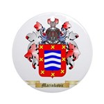 Marinkovic Ornament (Round)