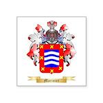 Marinier Square Sticker 3