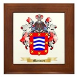 Marinier Framed Tile