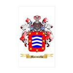 Mariniello Sticker (Rectangle 50 pk)