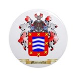 Mariniello Ornament (Round)