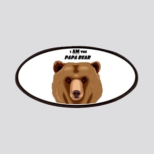 I Am the Papa Bear Patch