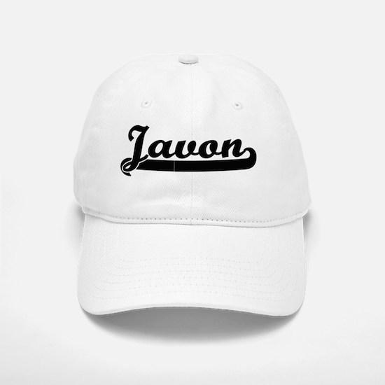 Javon Classic Retro Name Design Baseball Baseball Cap