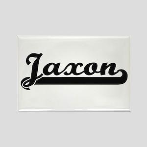 Jaxon Classic Retro Name Design Magnets