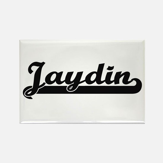 Jaydin Classic Retro Name Design Magnets