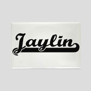 Jaylin Classic Retro Name Design Magnets