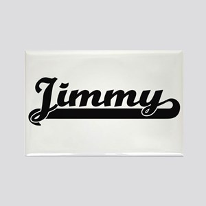 Jimmy Classic Retro Name Design Magnets