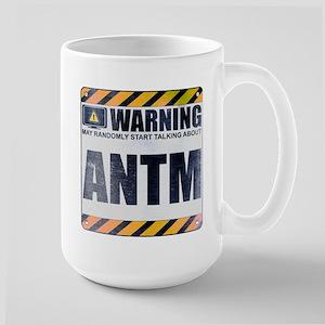 Warning: ANTM Large Mug