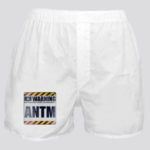 Warning: ANTM Boxer Shorts