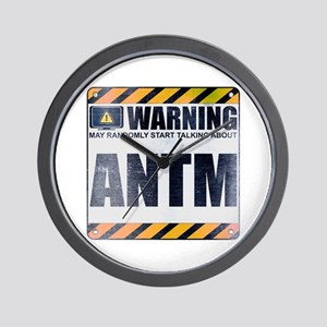 Warning: ANTM Wall Clock