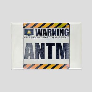 Warning: ANTM Rectangle Magnet