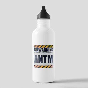 Warning: ANTM Stainless Water Bottle 1.0L
