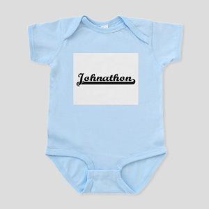 Johnathon Classic Retro Name Design Body Suit