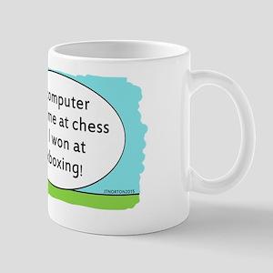 Me Vs It Mugs