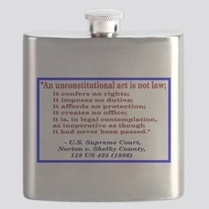 Unconstitutional Laws Flask