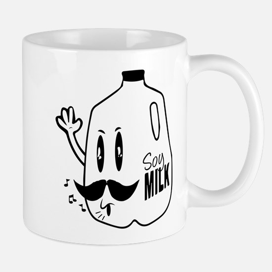 Soy Milk Mugs