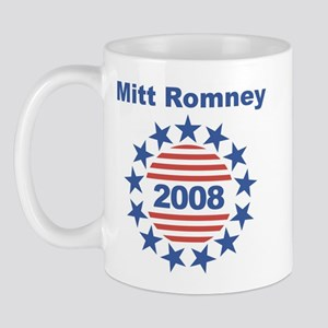 Mitt Romney stars and stripes Mug