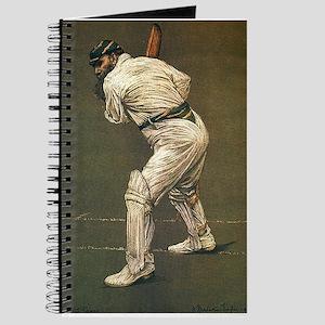 cricket art Journal
