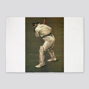 cricket art 5'x7'Area Rug