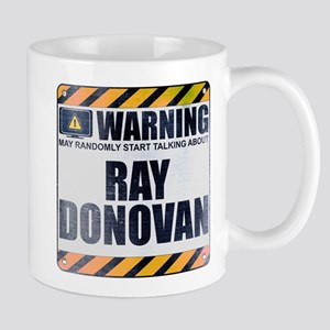 Warning: Ray Donovan Mug