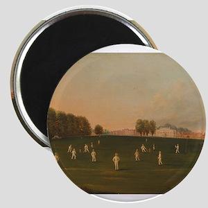 cricket art Magnets