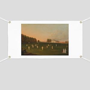 cricket art Banner