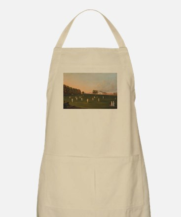 cricket art Apron