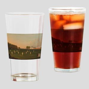 cricket art Drinking Glass
